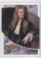 Sir Isaac Newton /10