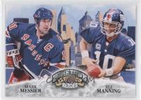 Mark Messier, Eli Manning