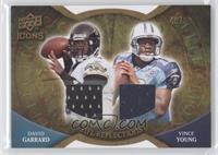 David Garrard, Vince Young /99