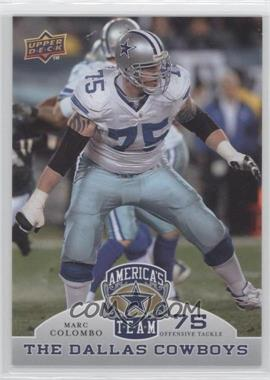2009 Upper Deck Multi-Product Insert America's Team #9 - Marc Colombo