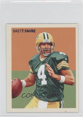 2009 Upper Deck Philadelphia 1935 National Chicle #NC51 - Brett Favre