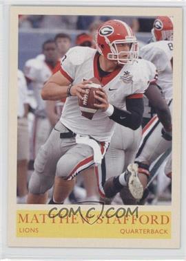 2009 Upper Deck Philadelphia #201 - Matthew Stafford