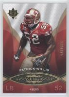Patrick Willis /375
