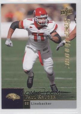 2009 Upper Deck #259 - Paul Kruger
