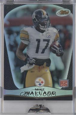 2009 eTopps #19 - Mike Wallace /749
