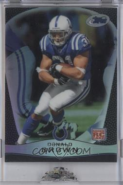 2009 eTopps #38 - Donald Brown /699