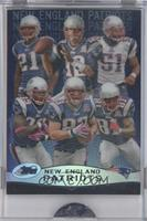 New England Patriots Team /749 [ENCASED]