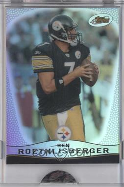 2009 eTopps #9 - Ben Roethlisberger