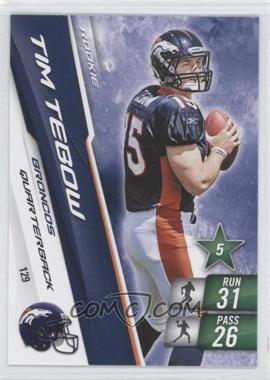 2010 Adrenalyn XL #129 - Tim Tebow