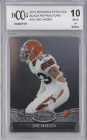 Joe Haden /50 [ENCASED]