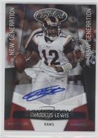 Thaddeus Lewis /250