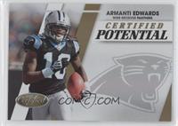 Armanti Edwards /25