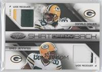 Donald Driver, Greg Jennings /25