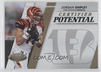 Jordan Shipley /25