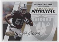 Rolando McClain /25
