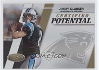 Jimmy Clausen /25