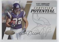 Toby Gerhart /25