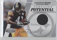 Jonathan Dwyer /250