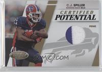 C.J. Spiller /50