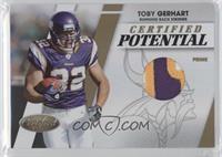 Toby Gerhart /50