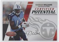 Damian Williams /100