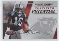 Armanti Edwards /100