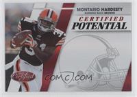 Montario Hardesty /100