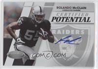 Rolando McClain /50