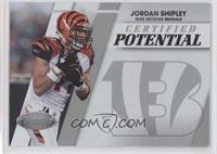 Jordan Shipley /999