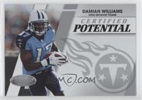 Damian Williams /999