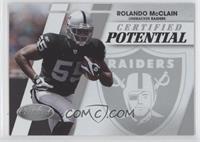 Rolando McClain /999