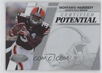Montario Hardesty /999