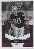 Zach Miller /999