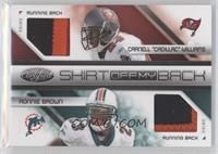 Ronnie Brown, Carnell