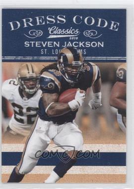 2010 Classics Dress Code #7 - Steven Jackson