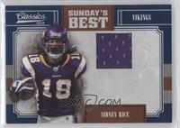 Sidney Rice /299
