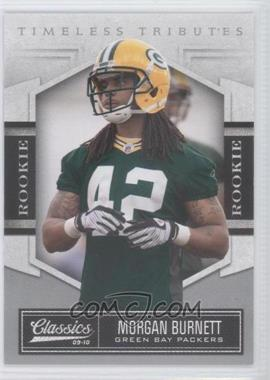 2010 Classics Timeless Tributes Silver #173 - Morgan Burnett /100