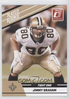 2010 Donruss Rated Rookie Box Set [Base] #52 - Jimmy Graham
