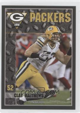 2010 Green Bay Packers Police - [Base] #17 - Clay Matthews