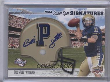 2010 NCAA Sweet Spot - [Base] - Rookie Signature Variations [Autographed] #117.1 - Bill Stull /250
