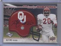 Billy Sims /300