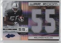 Rolando McClain /15