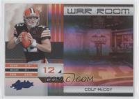 Colt McCoy /50