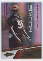 Rookie - Carlos Dunlap /299