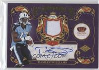 Damian Williams /25