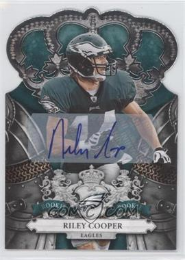 2010 Panini Crown Royale Signatures [Autographed] #180 - Riley Cooper /249