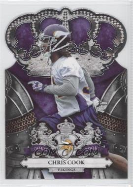 2010 Panini Crown Royale #118 - Chris Cook