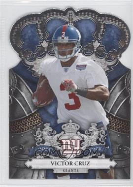 2010 Panini Crown Royale #119 - Victor Cruz