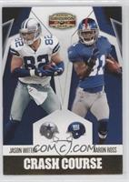 Aaron Ross, Jason Witten /100