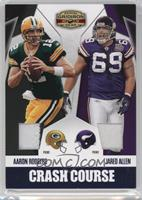 Aaron Rodgers, Jared Allen /12
